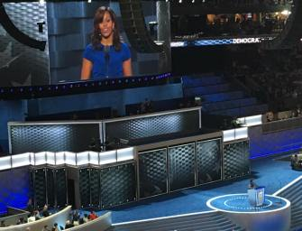 Glass House Politics: The Lows and Highs of the Democratic Convention