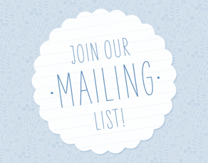 join-our-mailing-list