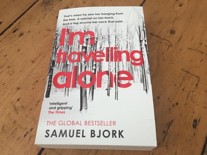 Im travelling alone by Samuel Bjork