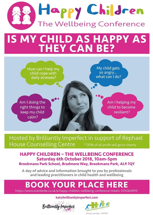 Happy Children Wellbeing Conference 2018