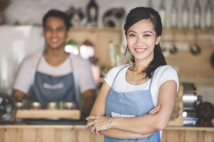 Asian business owner - Business Plan for minorities