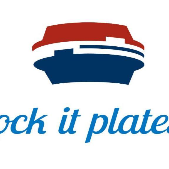 Lock It Plates (Kitchen supplies and Home Goods)