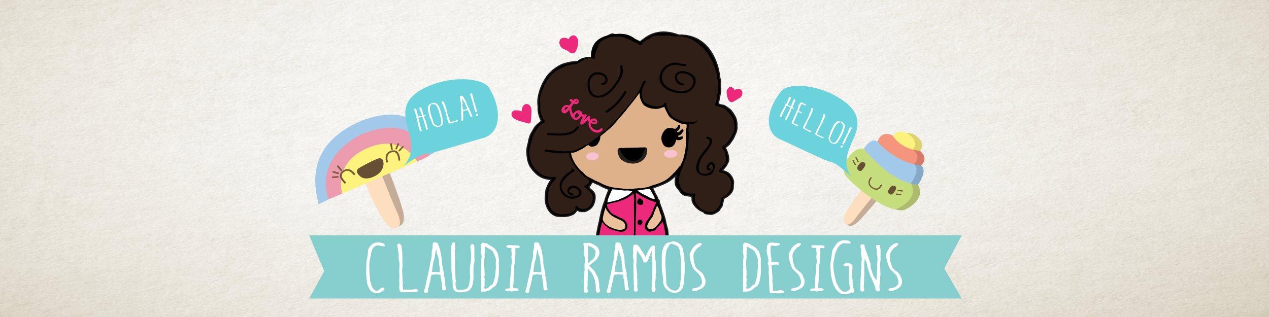 Claudia Ramos Designs (Small e commerce site)