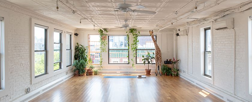 SKY TING YOGA (Yoga – Online and in person in NYC)