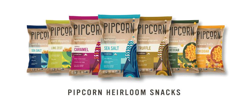 Pip Snacks (Gourmet popcorn)