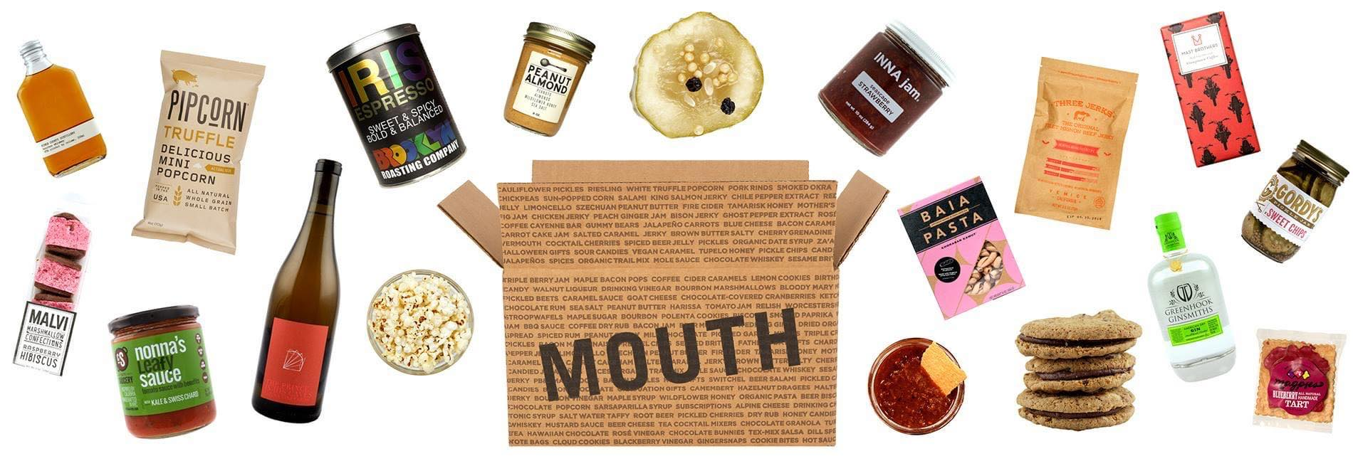 Mouth (Online food delivery company)
