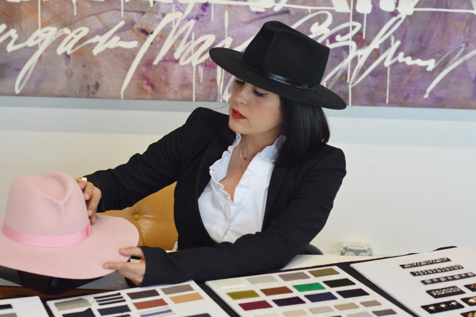 Gladys Tamez – Luxury Hats