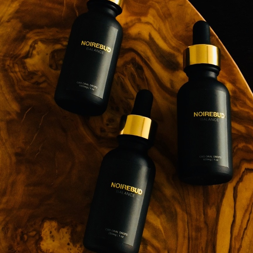 NOIREBUD – Black owned luxury CBD