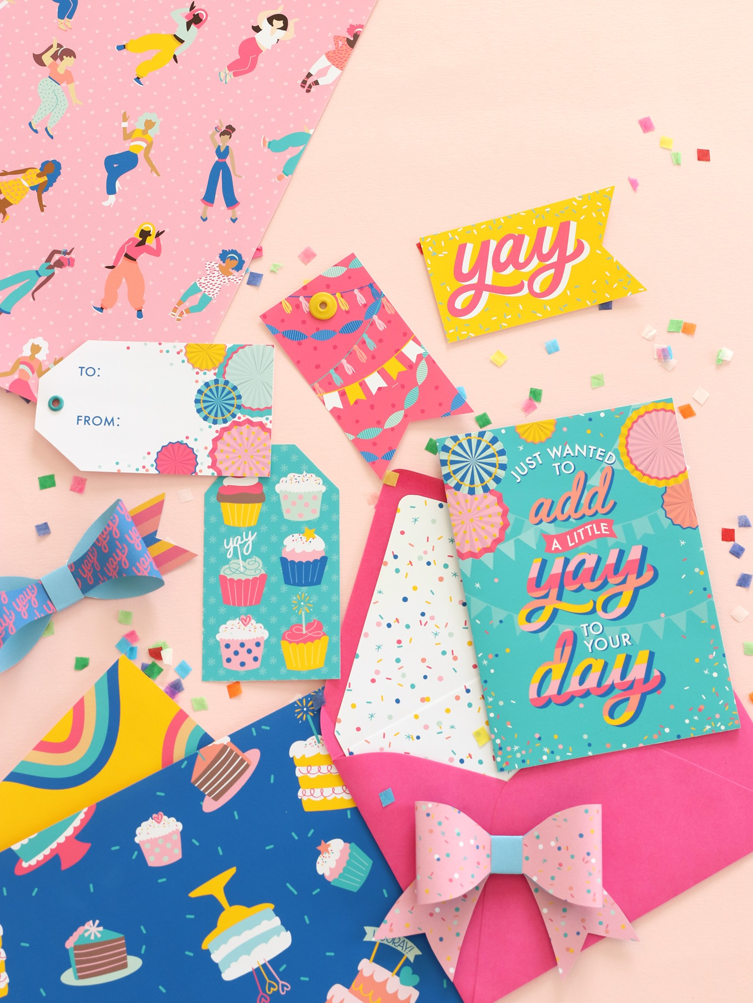 YayDay Paper Company – Digital paper and supplies
