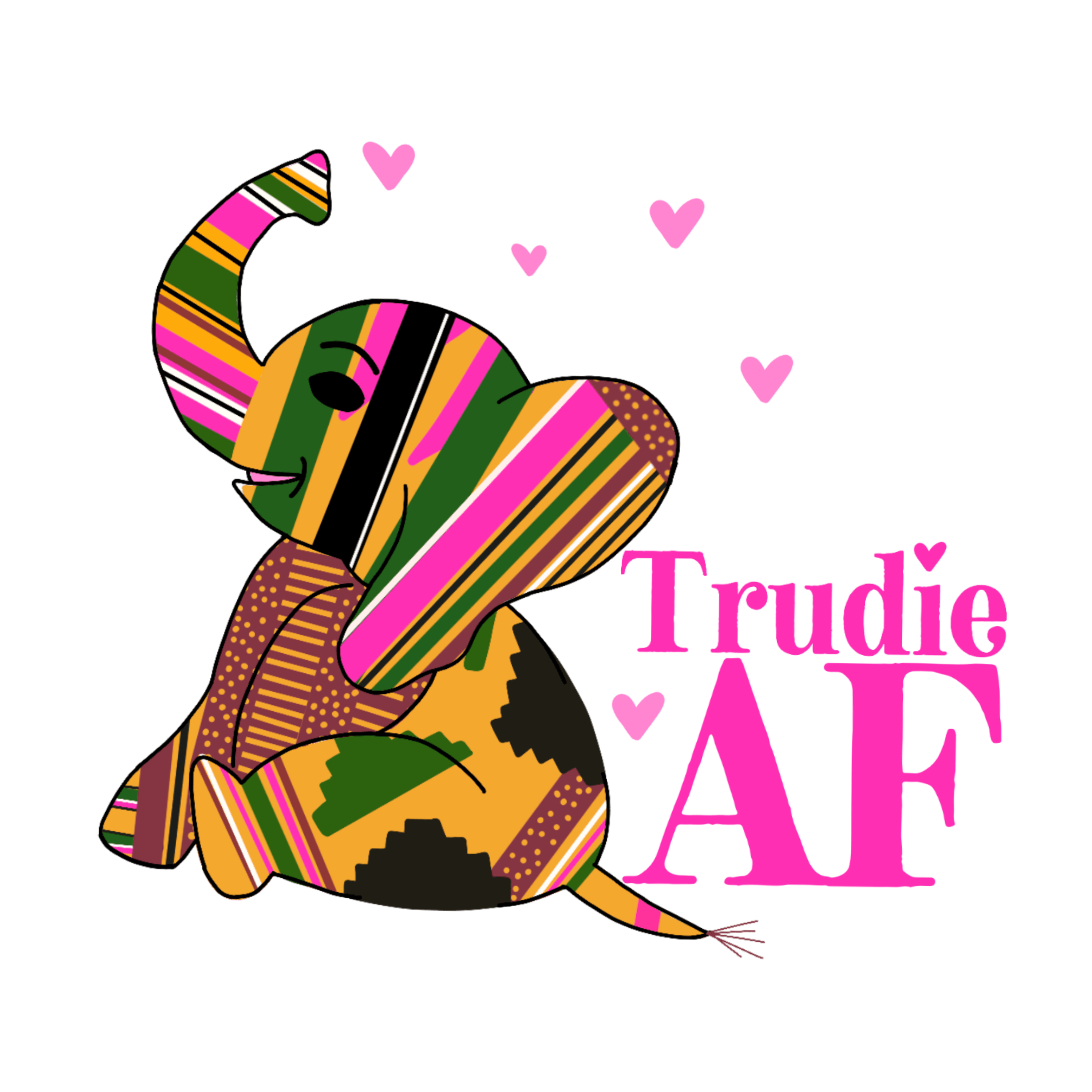 My Self-Care Mart – TrudieAF brand of items