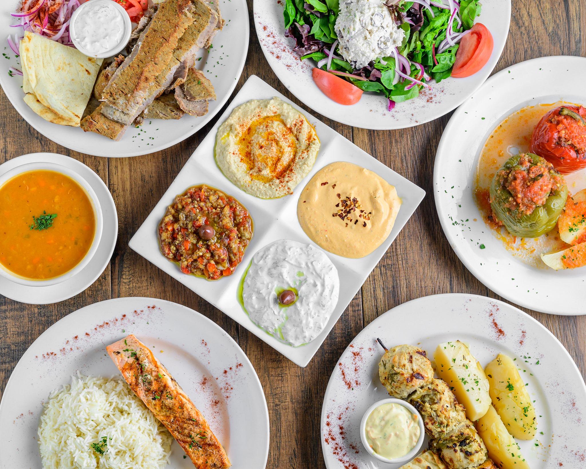 Pega Grill – Greek restaurant in Miami