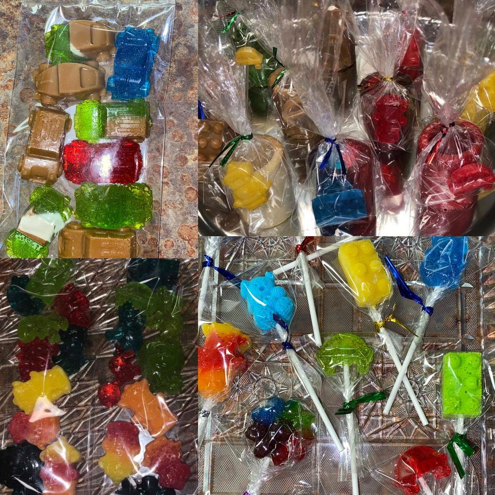 Tweets Candy Shot Glasses LLC – Edible candy shot glasses