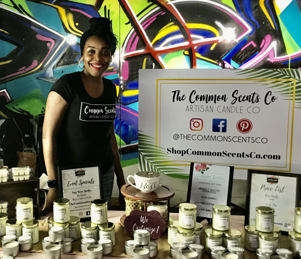 The Common Scents Company – Artisan Candles Savannah Georgia