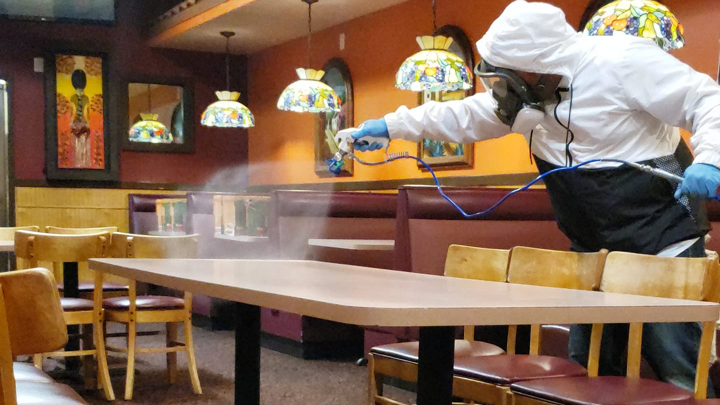 Sani Spray Solutions – Commercial cleaning Charlotte NC