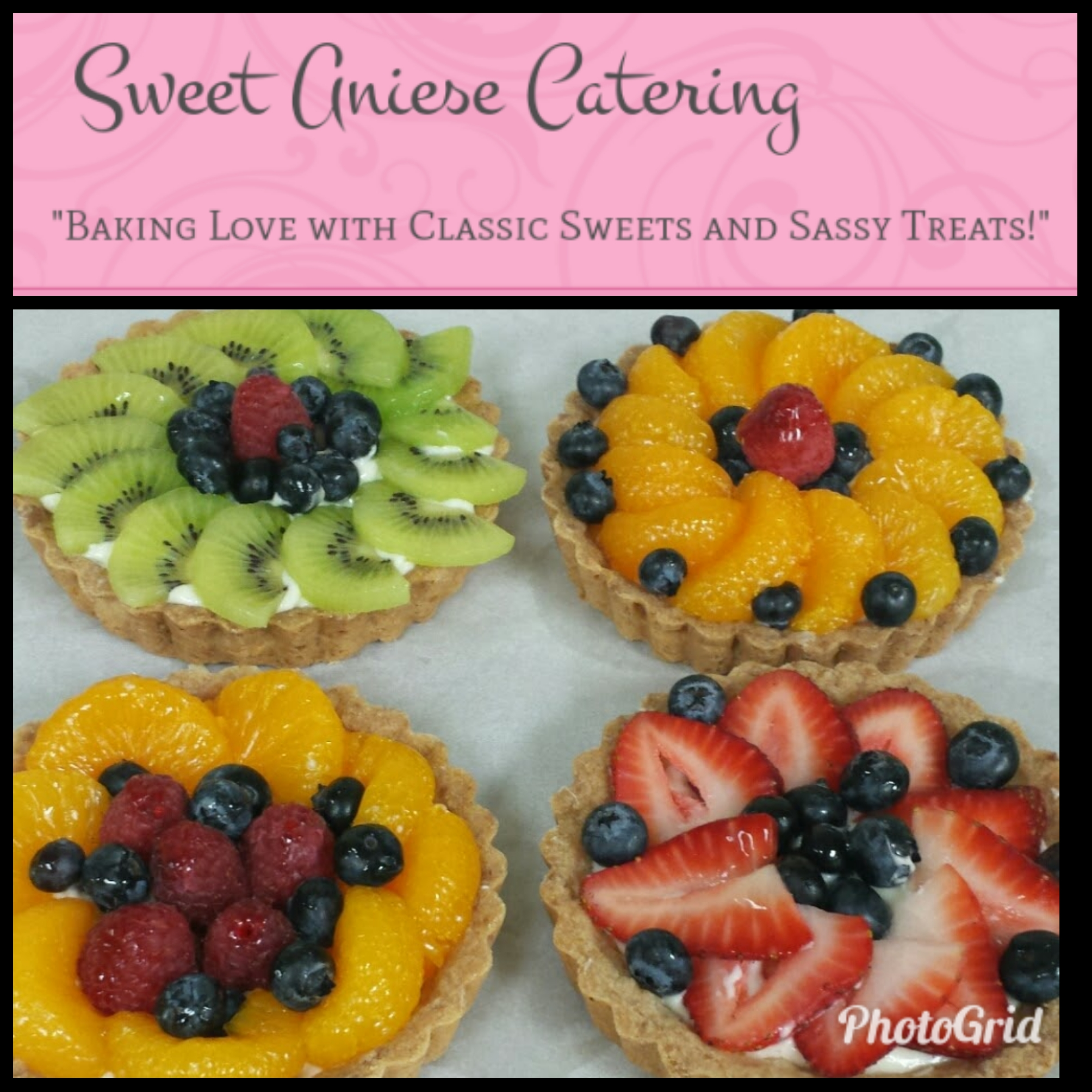 Sweet Aniese Catering – Milwaukee catering