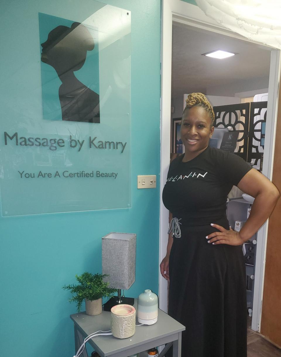 The Certified Body by Massage by Kamry – Massage in Cleveland Ohio