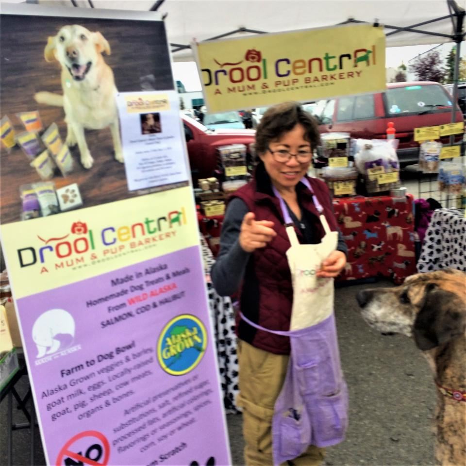 Drool Central A Mum & Pup Barkery – Bakery for dogs and pets in Anchorage