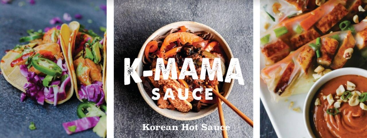 K-Mama Sauce – Vegan Korean hot sauce