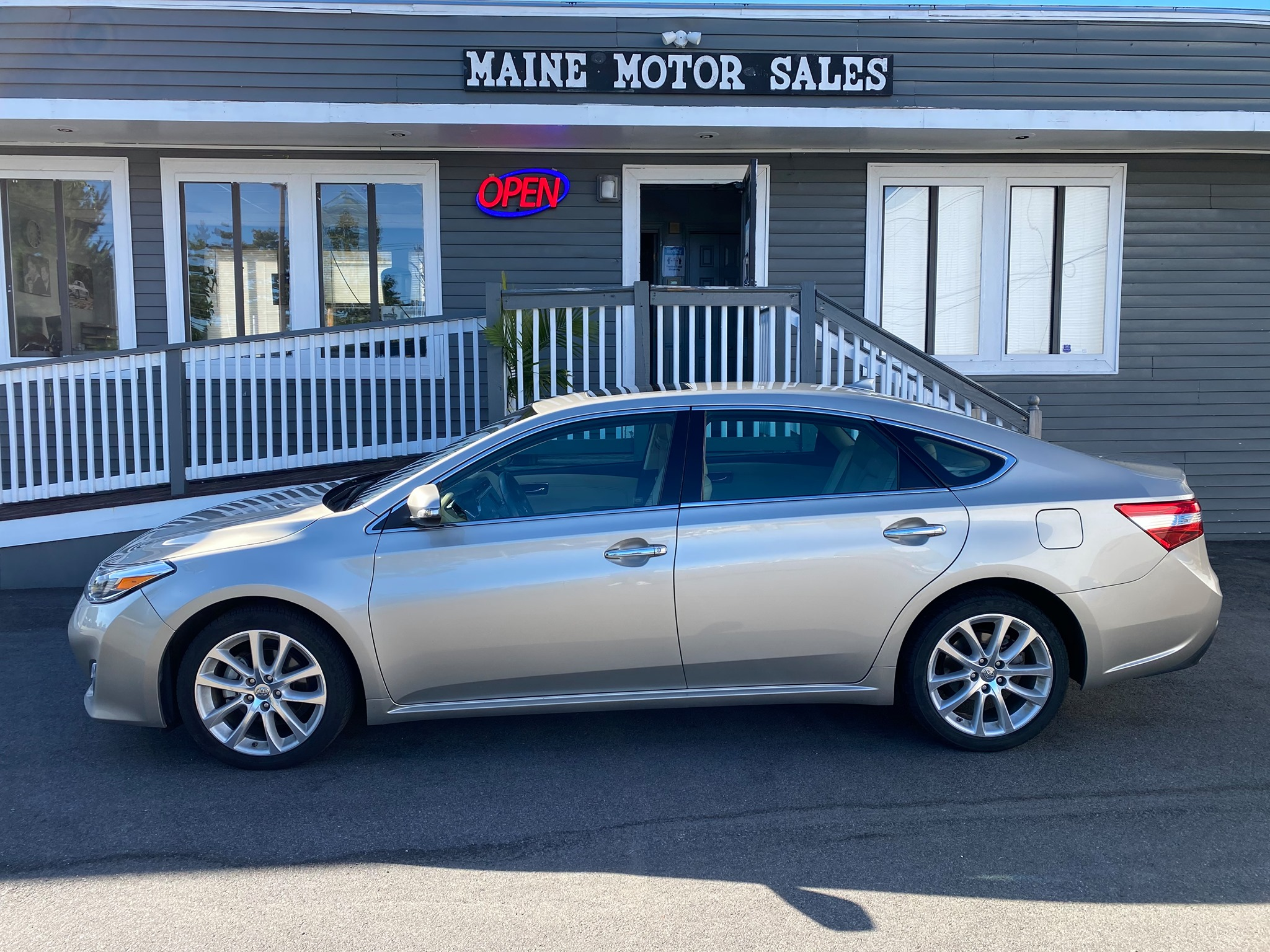 Maine Motor Sales – Car dealership in Portland Maine
