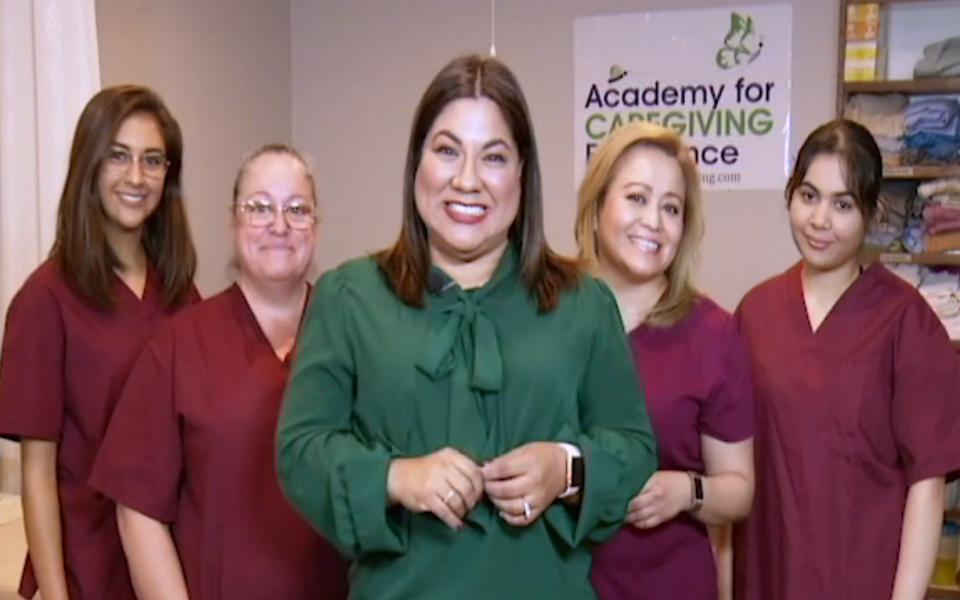 Academy for Caregiving Excellence – Healthcare education and training