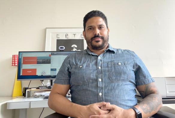 Identafire – Website and graphic design Oakland CA