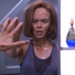 """B'Elanna Torres in """"Extreme Risk"""""""