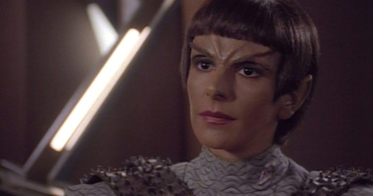 Troi in Face of the Enemy