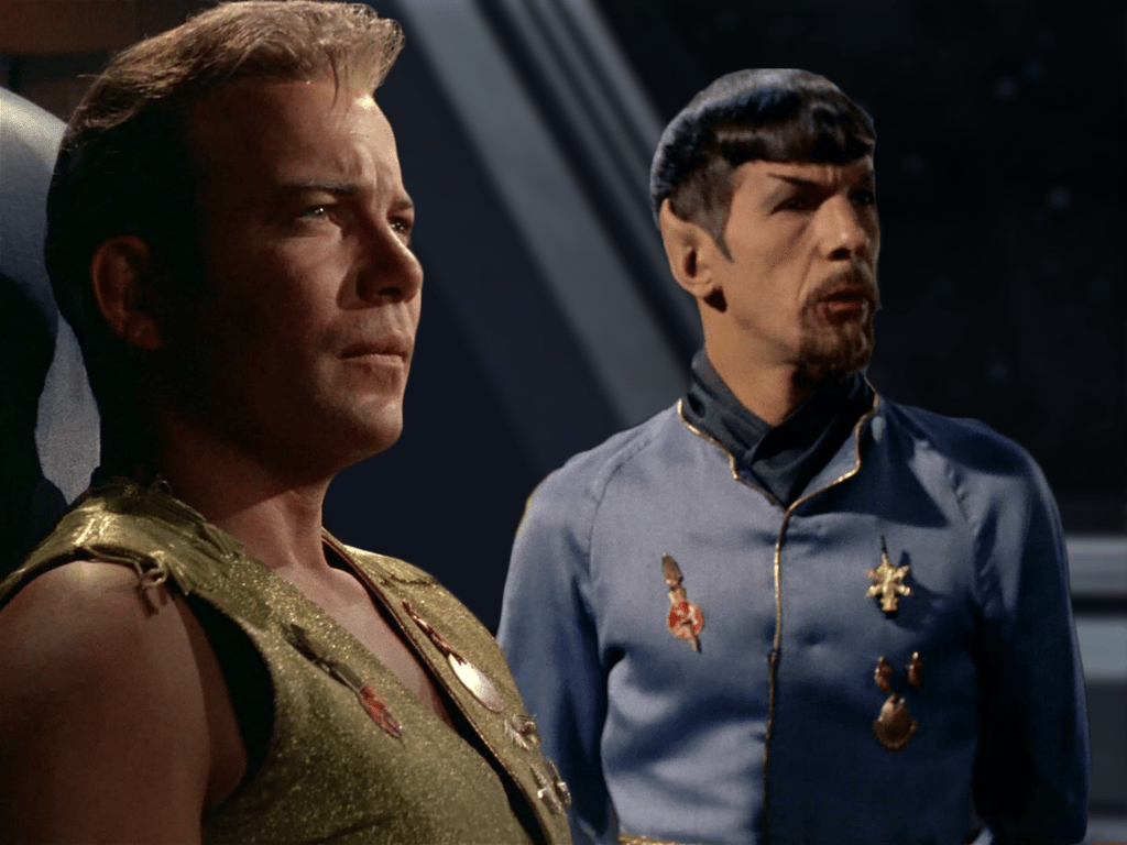 The Evil Aesthetic of the Mirror Universe – Women at Warp