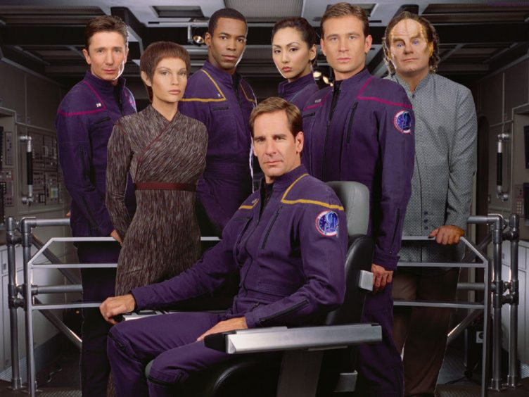 Enterprise crew publicity shot