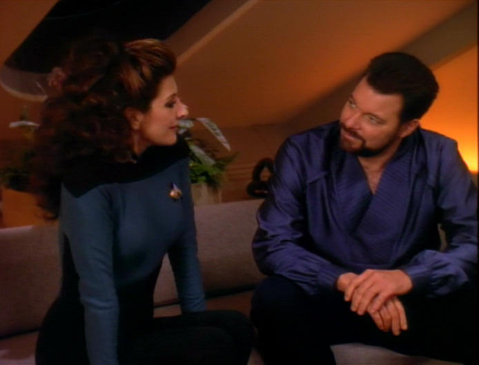 will riker unlikely feminist women at warp