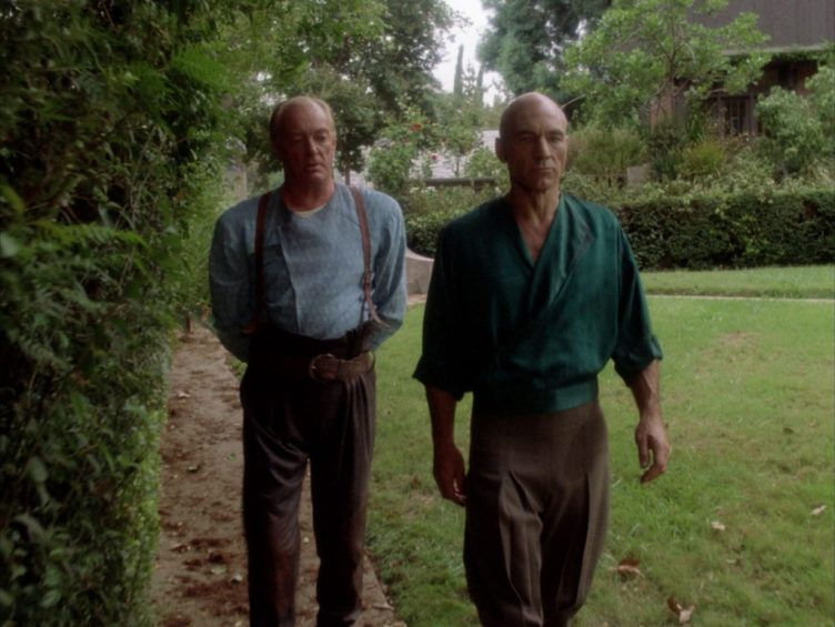 Picard and Robert in France