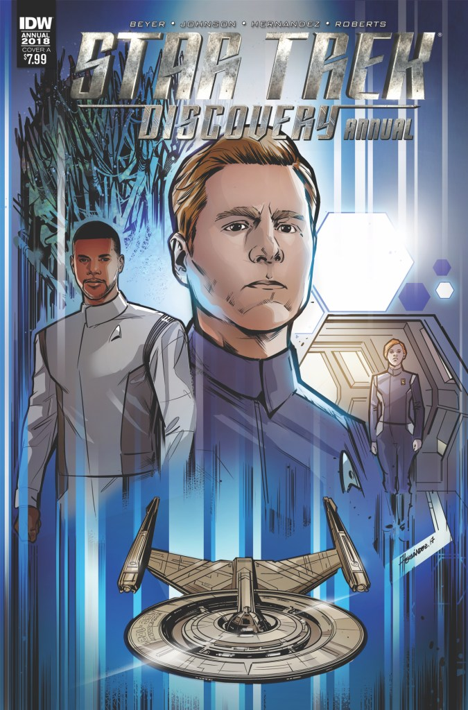 Cover of Star Trek: Discovery Annual 2018