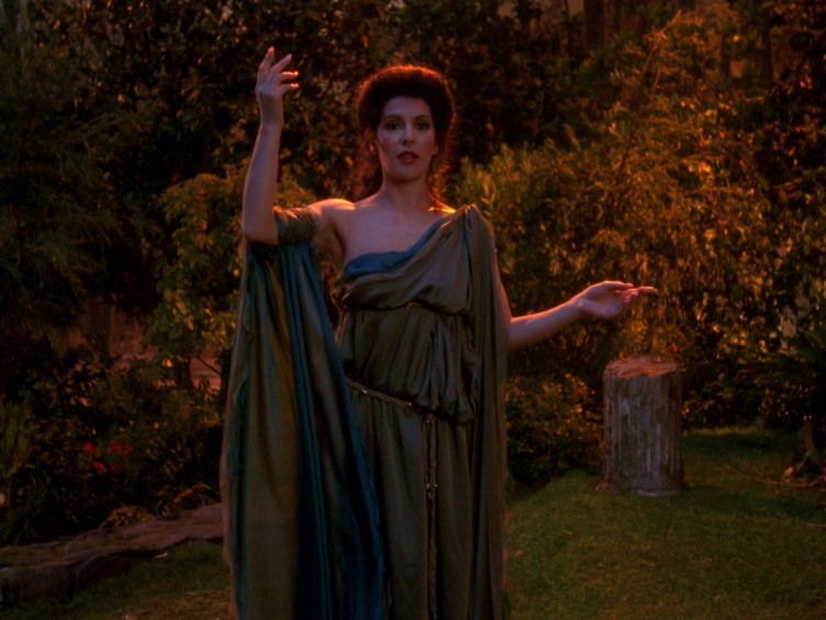 Troi as the Goddess of Empathy