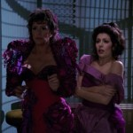 "Lwaxana and Deanna in ""Menage a Troi"""