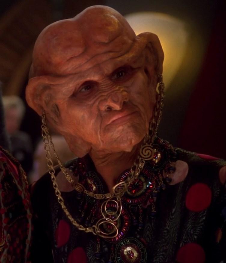 Cecily Adams as Iskha