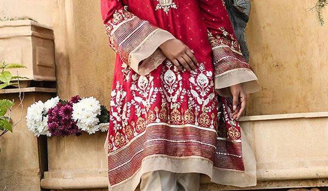 Latest Deepak Perwani Party wear Collection 2019