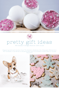 WE Local Gift Guide BCS