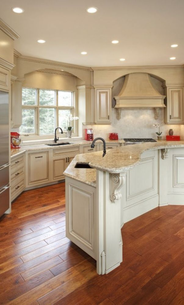 60+ New Trend Kitchen Decoration and Design ideas for 2020 ... on Model Kitchen Ideas  id=29705