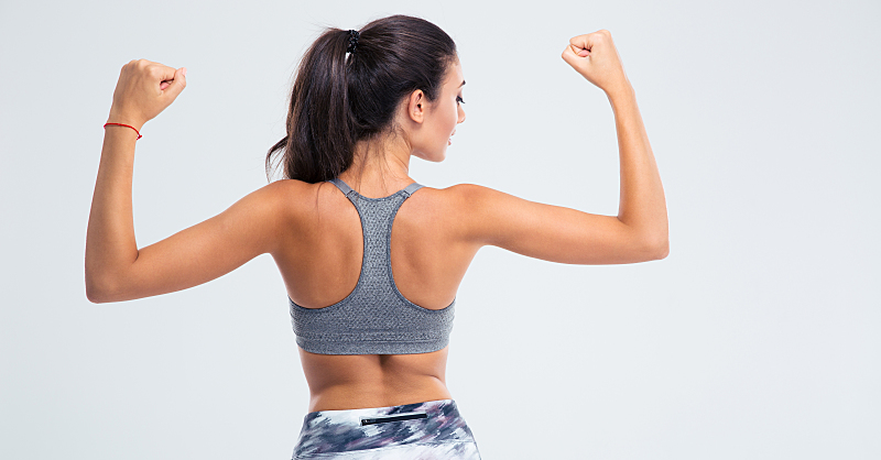 Sculpting Long Lean And Lovely Shoulders Women Fitness
