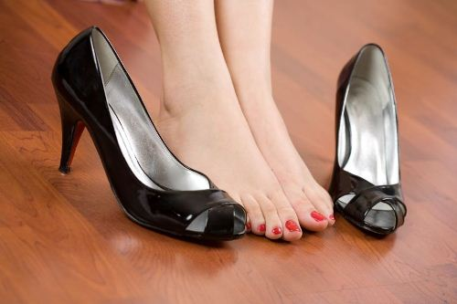 Women are more susceptible to foot pain than men--but making smart choices can still prevent discomfort