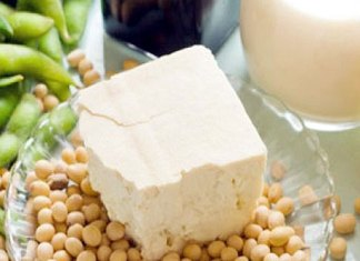 Breast cancer reoccurrence is prevented by soy foods