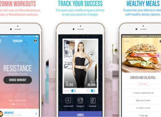 Sweat with Kayla App
