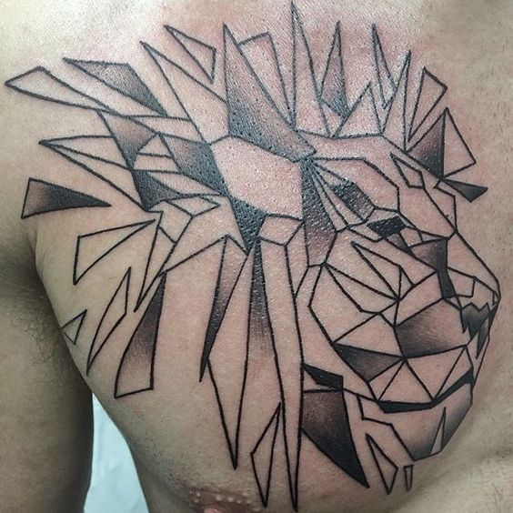 Lion head design Lion Tattoo