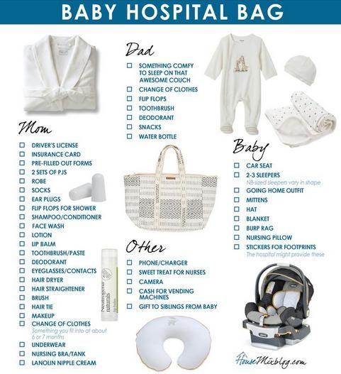5 Things You Should Bring to the Delivery Room but Might Not Think About