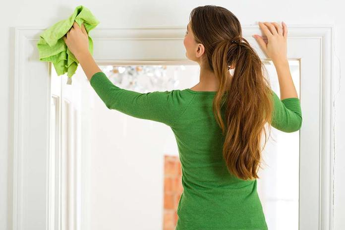 How To Clean Your Whole House In Hour Women Fitness Magazine
