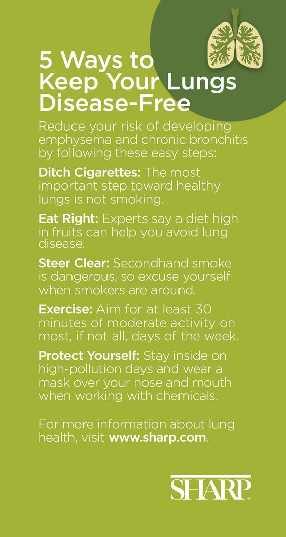 Tips to Keep Your Lungs Healthy