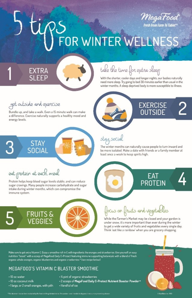 Winter Health and Wellness Tips for Women