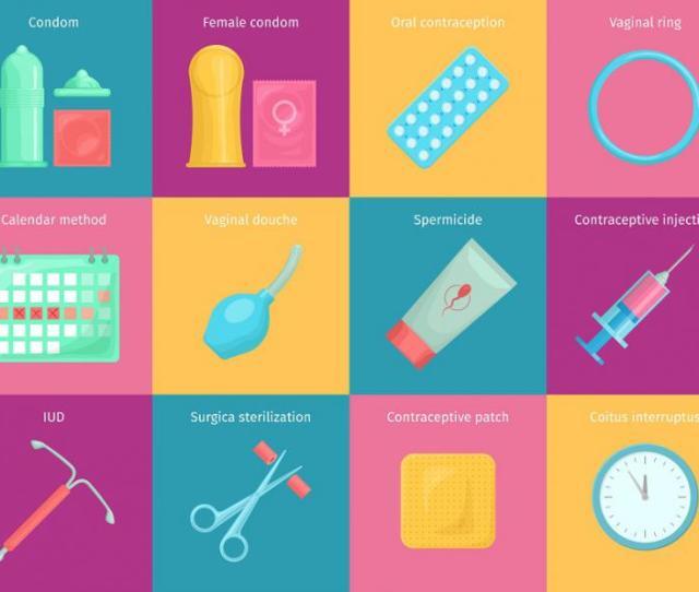 Different Type Of Birth Control Methods