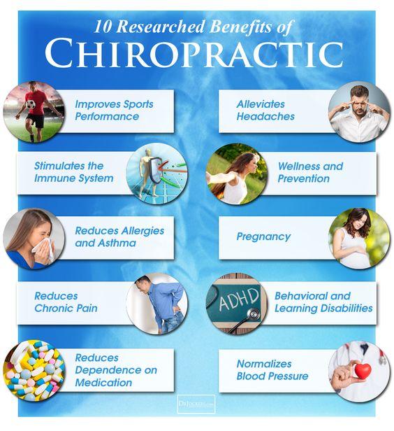 benefits of chiropractic 1