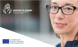 The 'Women in Power' project presents a report on executive management goal achievement for women working in traditional sectors